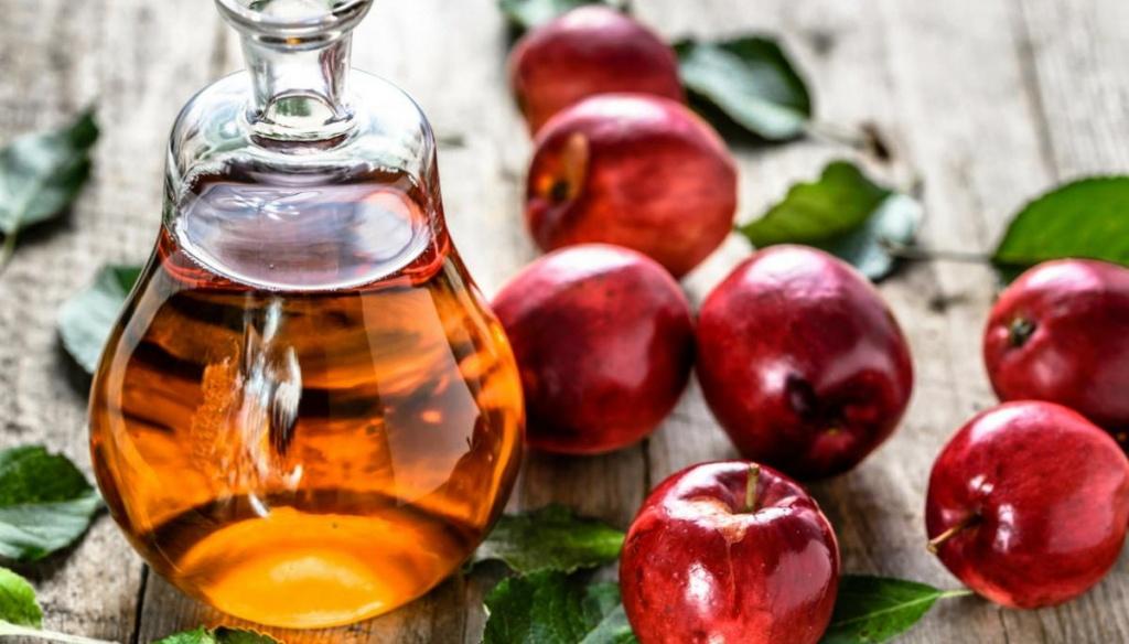 aceto di mele biologico non filtrato