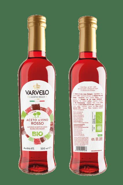 Aceto di vino rosso bio