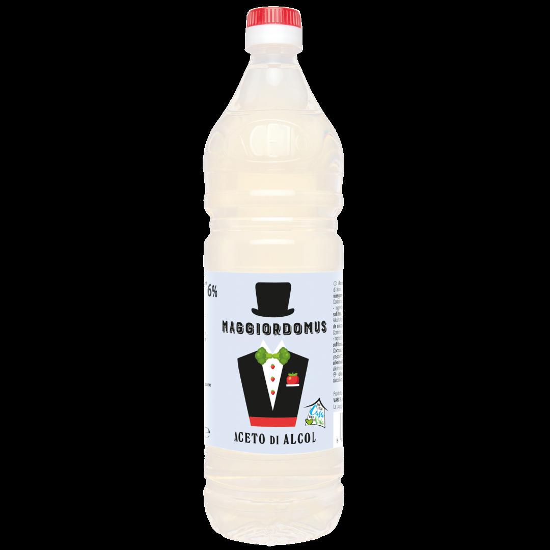 aceto di alcol maggiordomus