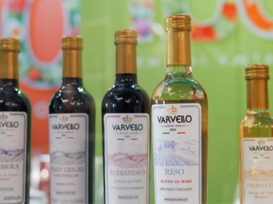 aceto di vino linea monovarietali