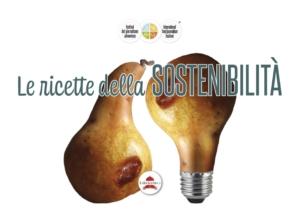 """ricettario Festival del Giornalismo Alimentare 2021 """"Le ricette della Sostenibilità"""""""